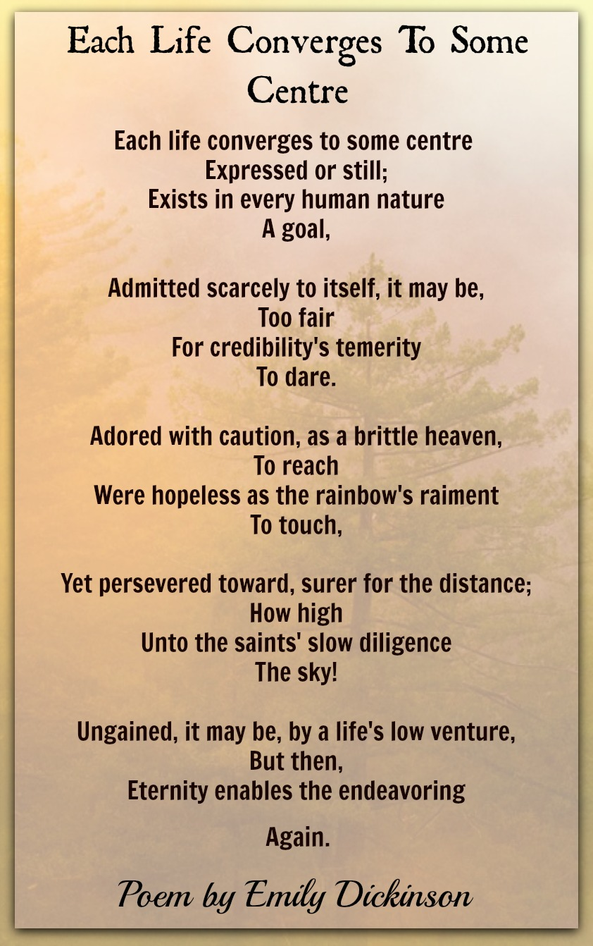 Emily Dickinson Poems Classic Famous Poetry