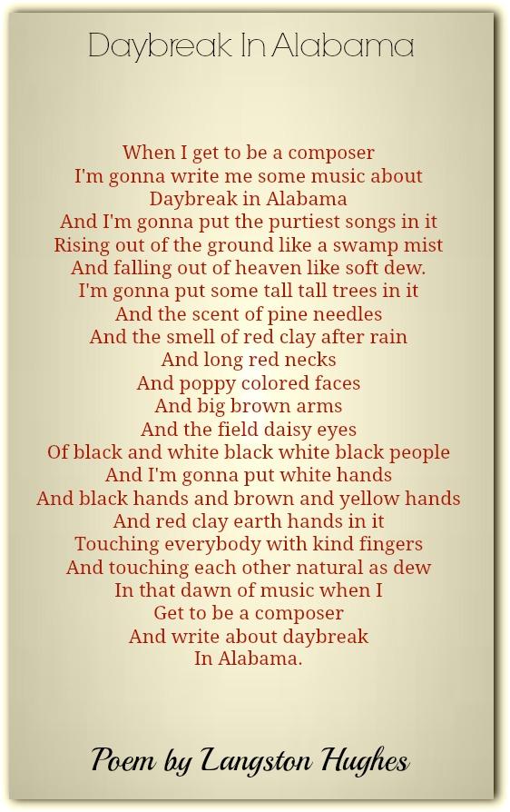 langston hughes poems - 562×894
