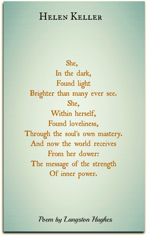 langston hughes poems - 736×1178