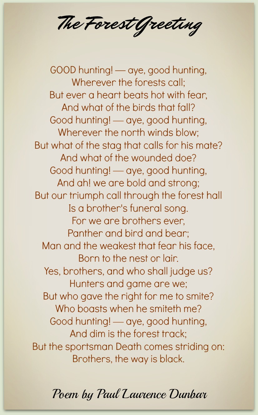 Laurence Paul Poems Dunbar Classic Poetry | Famous